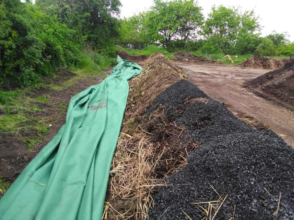 Kompostmiete